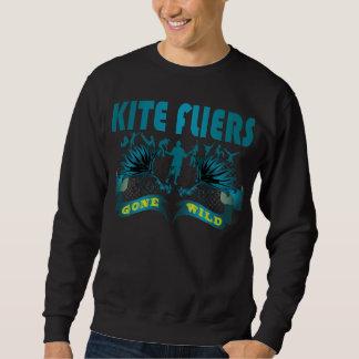 Sweatshirt Insectes de cerf-volant fous