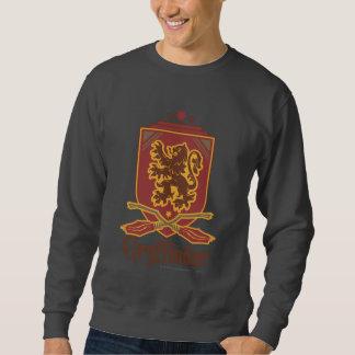 Sweatshirt Insigne de Harry Potter | Gryffindor QUIDDITCH™