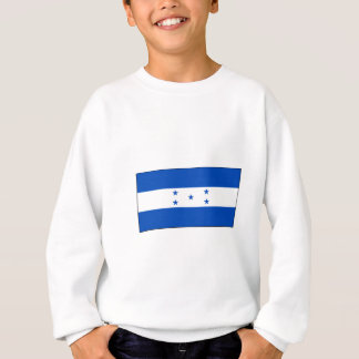 Sweatshirt International de DRAPEAU du Honduras