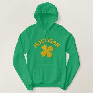 Sweatshirt irlandais de sweat - shirt à capuche de