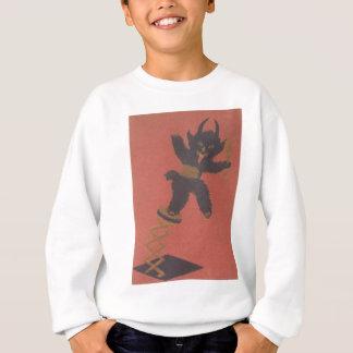 Sweatshirt Jack-Dans-UN-Box de Krampus