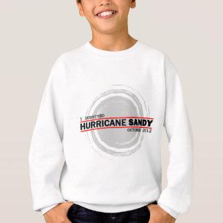 Sweatshirt J'ai survécu à l'ouragan Sandy