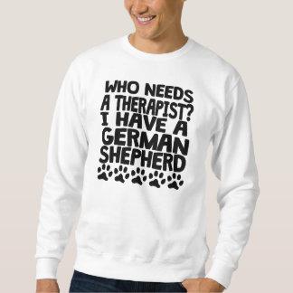 Sweatshirt J'ai un berger allemand