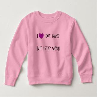 Sweatshirt J'aime des petits sommes mais le séjour s'est