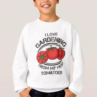 Sweatshirt J'aime faire du jardinage