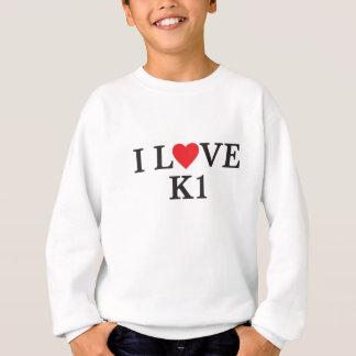 Sweatshirt J'aime K1