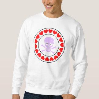 Sweatshirt j'aime la mort