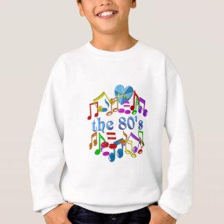 Sweatshirt J'aime les années 80