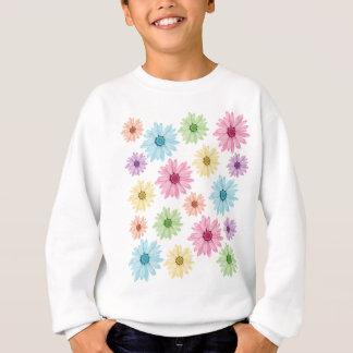 Sweatshirt Jardin d'arc-en-ciel