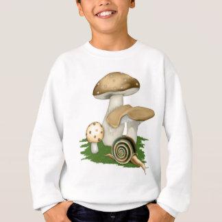 Sweatshirt Jardin secret