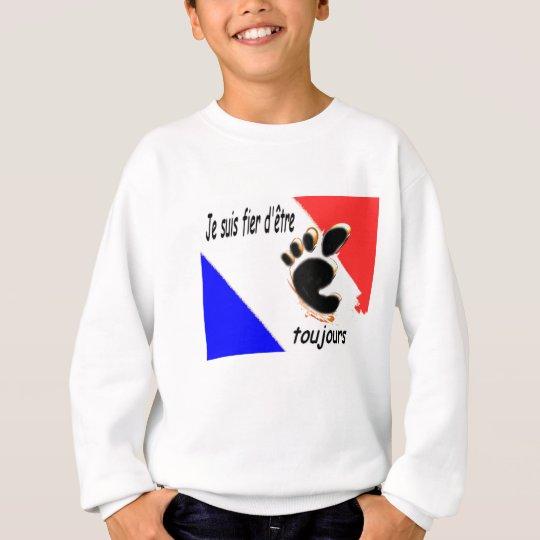 Sweatshirt Je suis Pieds-Noirs et fier de l'être
