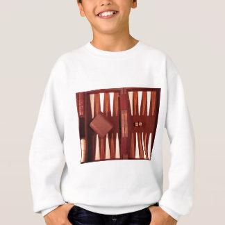 Sweatshirt Jeu de backgammon