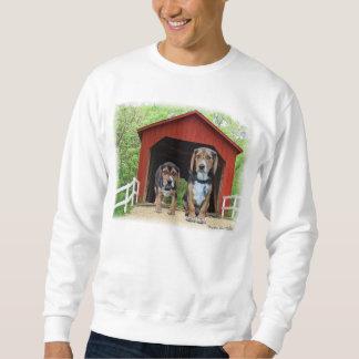 Sweatshirt Jeune niche de pont couvert de crique de Sandy de