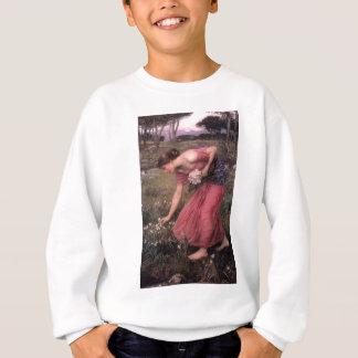 Sweatshirt John William Waterhouse - narcisse - beaux-arts