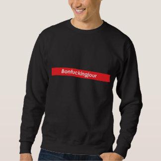 Sweatshirt Jour Crewneck de ******* de fève
