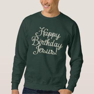 Sweatshirt Joyeux anniversaire Jésus
