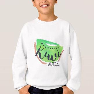 Sweatshirt Jus frais de kiwi
