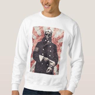 Sweatshirt Kamikaze de crâne