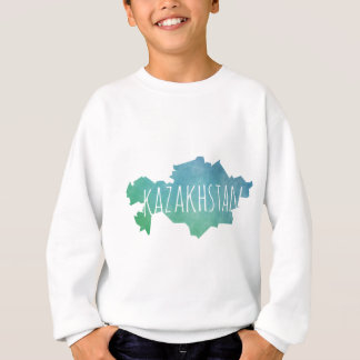 Sweatshirt Kazakhstan