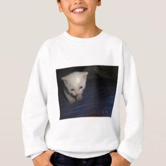 Sweatshirt Kitten white furax