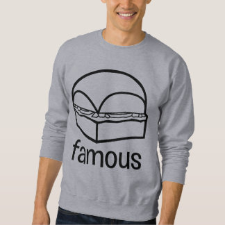 Sweatshirt Krystal célèbre