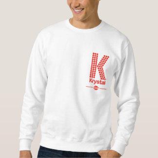 Sweatshirt Krystal grand K