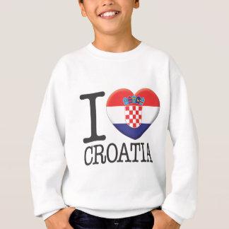 Sweatshirt La Croatie