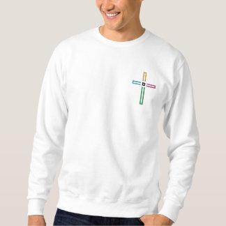 Sweatshirt La croix d'évangile