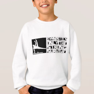 Sweatshirt La gymnastique survivent