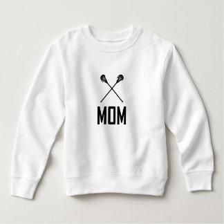 Sweatshirt La lacrosse folâtre la maman
