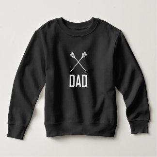 Sweatshirt La lacrosse folâtre le papa
