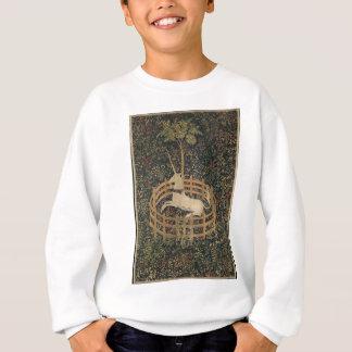 Sweatshirt La licorne en captivité