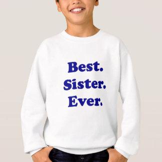 Sweatshirt La meilleure soeur jamais