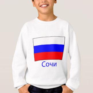 Sweatshirt La Russie