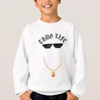 Sweatshirt La vie de voyou