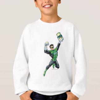 Sweatshirt Lanterne verte - comique, avec la lanterne