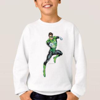 Sweatshirt Lanterne verte - comique, sautant