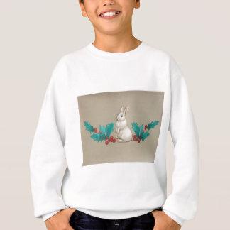 Sweatshirt Lapin blanc