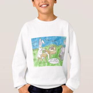 Sweatshirt Lapin de Pâques