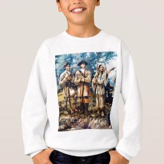 Sweatshirt LC et voyage