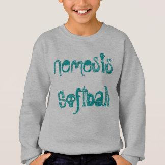 Sweatshirt Le base-ball de Nemesis