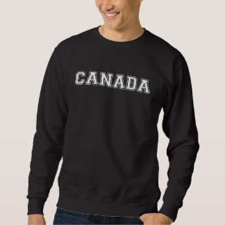 Sweatshirt Le Canada