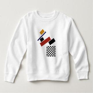 Sweatshirt Le contrôleur superbe, après Malevich