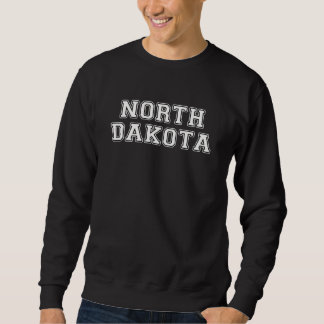 Sweatshirt Le Dakota du Nord