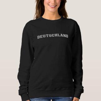 Sweatshirt Le Deutschland