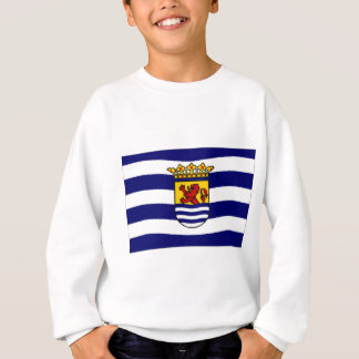Sweatshirt Le drapeau néerlandais de Zélande