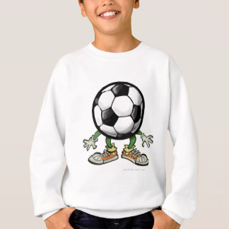 Sweatshirt Le football
