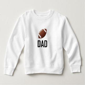 Sweatshirt Le football folâtre le papa