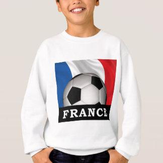 Sweatshirt Le football France