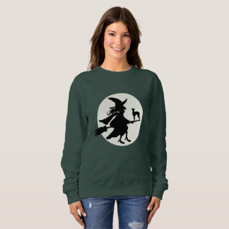 Sweatshirt Le halloween lévrier